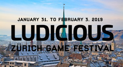 Win a Student Pass to the Ludicious Zürich Game Festival!