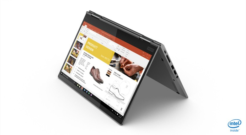New Lenovo Devices Fall 19: Shiny and New