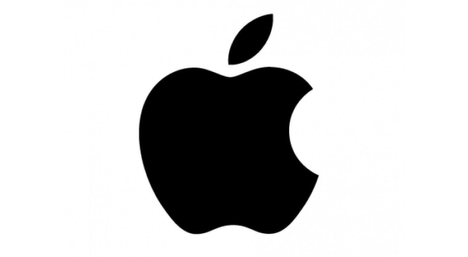 Apple Logo black2